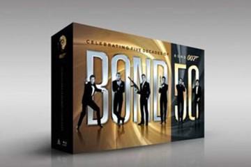 007 系列電影推出