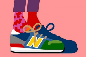 """Darcel Disappoints 新作 """"It's New Balance Time, Again"""""""