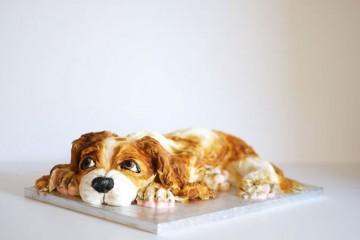 Cake Doggy Dog 狗狗仿真蛋糕