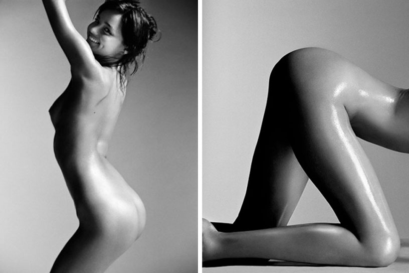 Miranda Kerr Gets Nude, Sexy And Naughty For Two Magazines