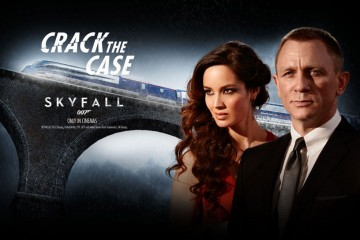 "《007:Skyfall》Heineken ""Crack the Case"" 廣告"