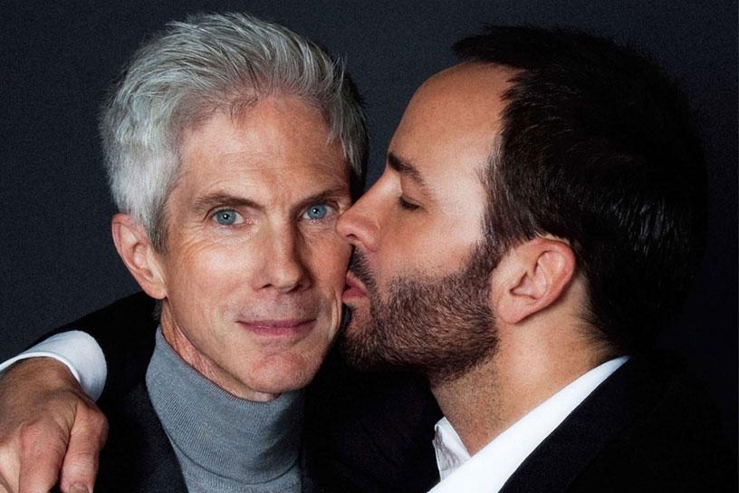 Tom Ford 與同性男友 Richard Buckley 迎來第一個孩子 ‧ A Day Magazine  Alexander