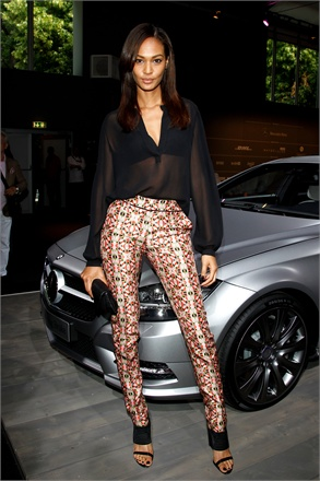 Joan Smalls top model of the year
