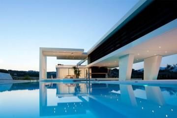 314 Architecture Studio打造雅典H3遊艇型別墅