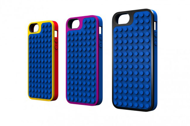 LEGO On A Line Of iPhone & iPod Cases 01