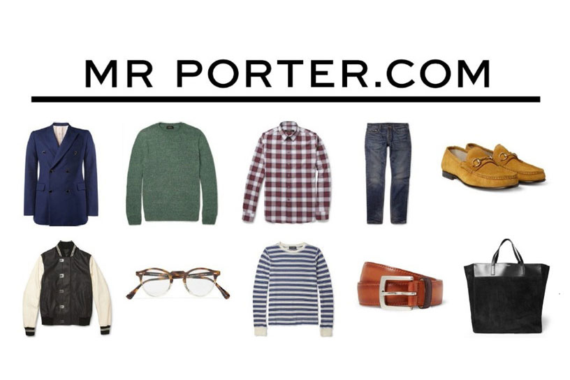 Shopping at MR PORTER is itself an excitement and to add extra charm you are offered a free shipping if your purchase amount is over GBP£ Additionally you can also enjoy the opportunity of Free Returns and Exchange.