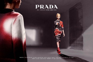 交錯之美 Prada