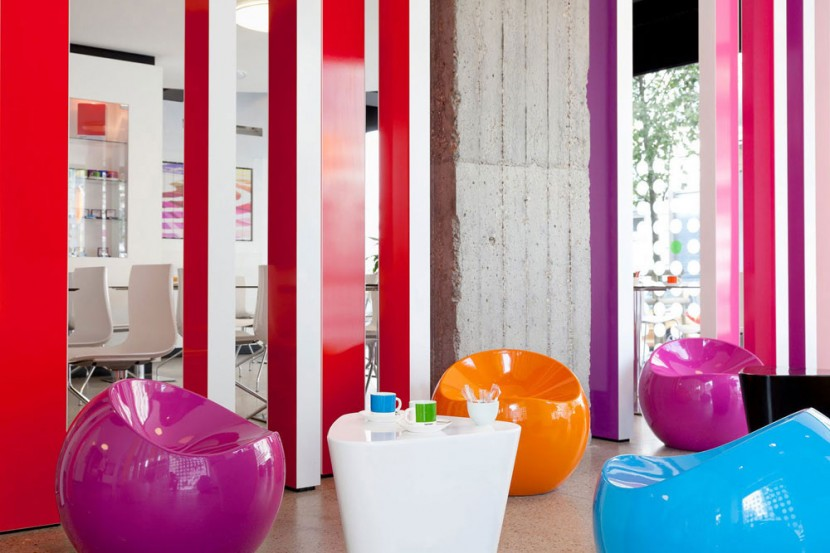 世界各地18家色彩鮮豔的漂亮建築 4