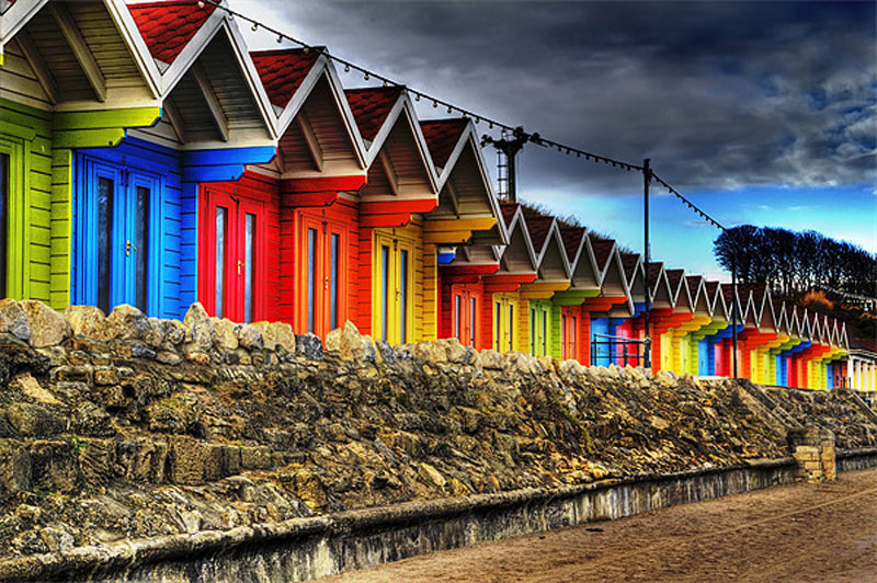 世界各地18家色彩鮮豔的漂亮建築 16