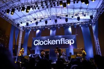 2013 香港 Clockenflap 音樂及藝術節