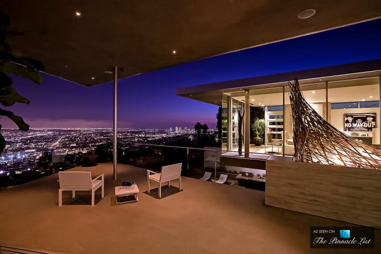 壯麗的洛杉磯景色一覽無遺,走進瑞典金牌DJ Avicii Hollywood 公寓 4