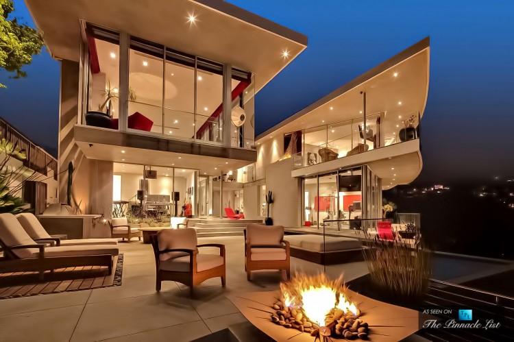 壯麗的洛杉磯景色一覽無遺,走進瑞典金牌DJ Avicii Hollywood 公寓 5