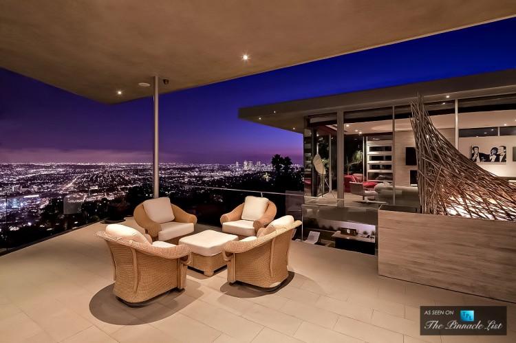 壯麗的洛杉磯景色一覽無遺,走進瑞典金牌DJ Avicii Hollywood 公寓 7