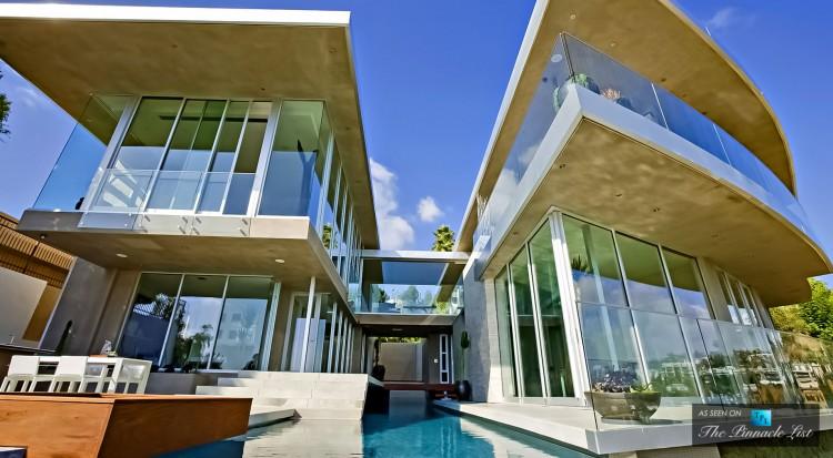 壯麗的洛杉磯景色一覽無遺,走進瑞典金牌DJ Avicii Hollywood 公寓 15
