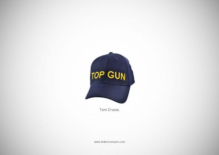 "猜猜我是誰的帽子!Federico Mauro新作""Famous Hats""系列 2"