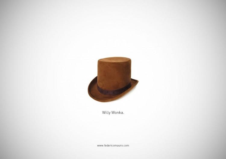 "猜猜我是誰的帽子!Federico Mauro新作""Famous Hats""系列 7"