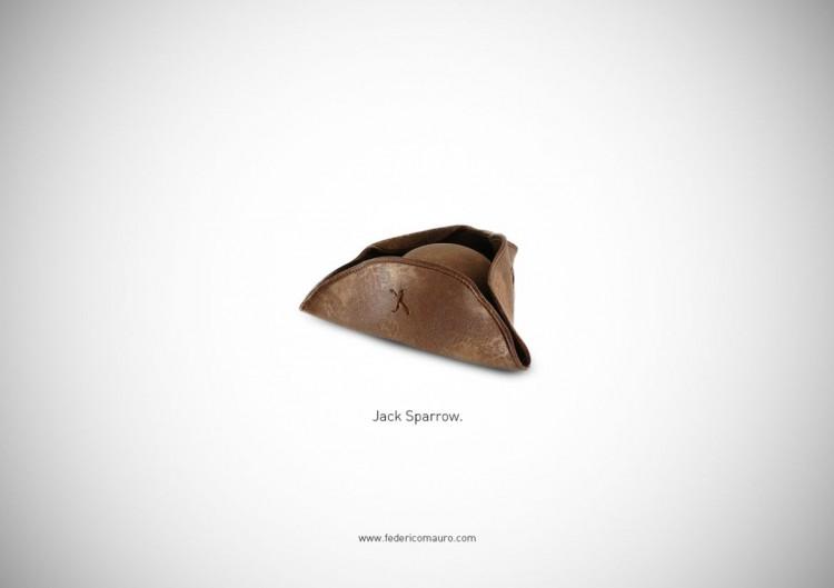 "猜猜我是誰的帽子!Federico Mauro新作""Famous Hats""系列 8"
