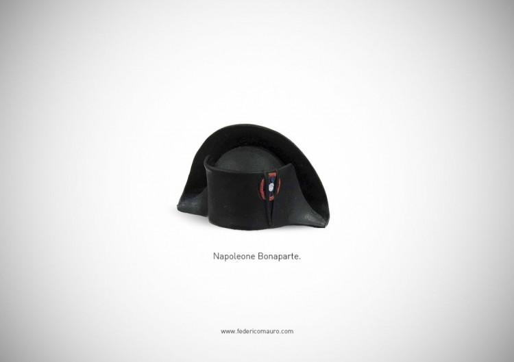 "猜猜我是誰的帽子!Federico Mauro新作""Famous Hats""系列 10"