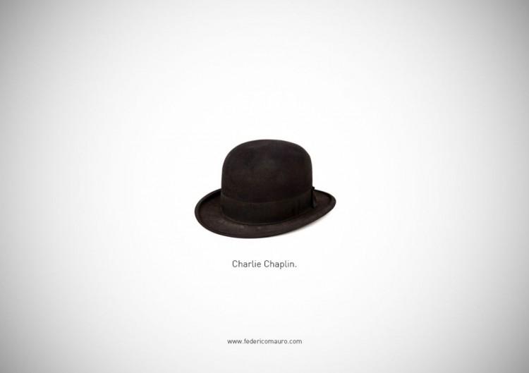 "猜猜我是誰的帽子!Federico Mauro新作""Famous Hats""系列 12"