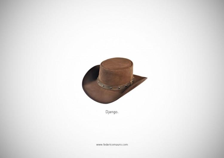 "猜猜我是誰的帽子!Federico Mauro新作""Famous Hats""系列 15"