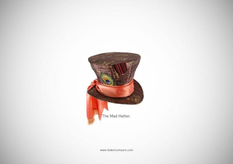 "猜猜我是誰的帽子!Federico Mauro新作""Famous Hats""系列 22"