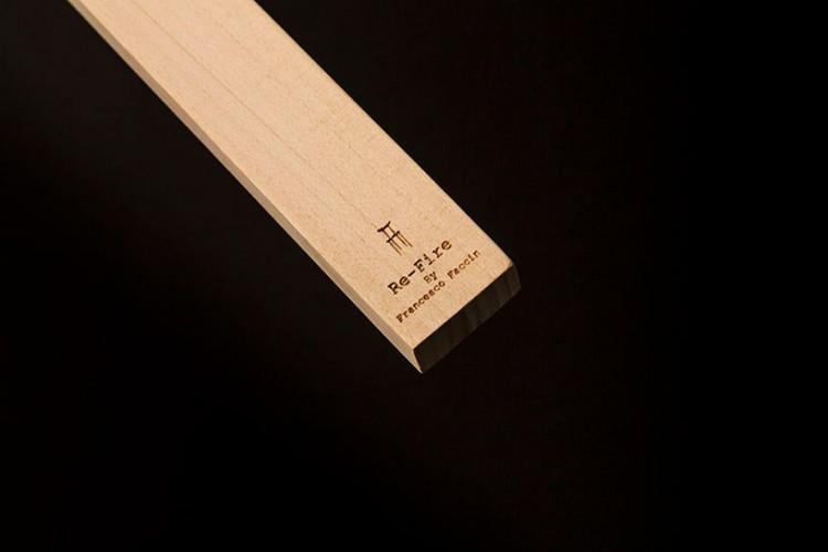 意大利設計師Francesco faccin 帶來現代鑽木取火工具 1