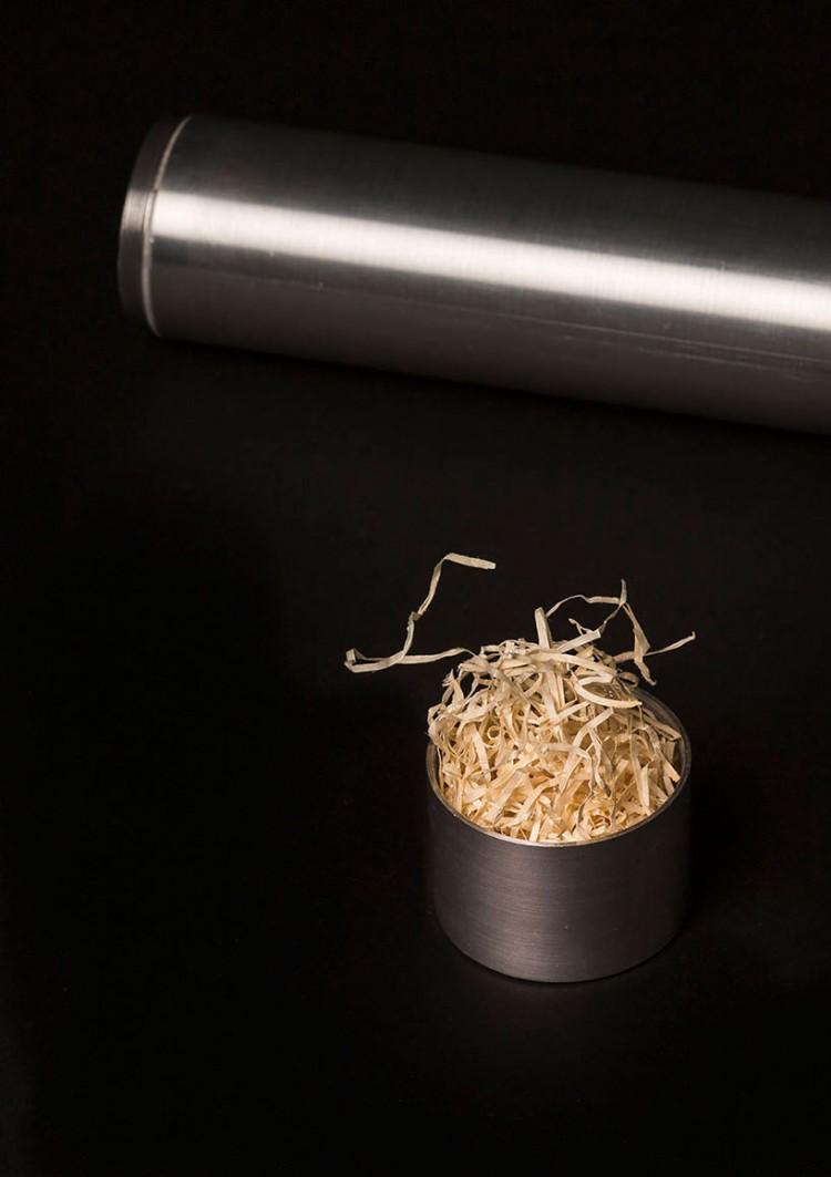 意大利設計師Francesco faccin 帶來現代鑽木取火工具 3