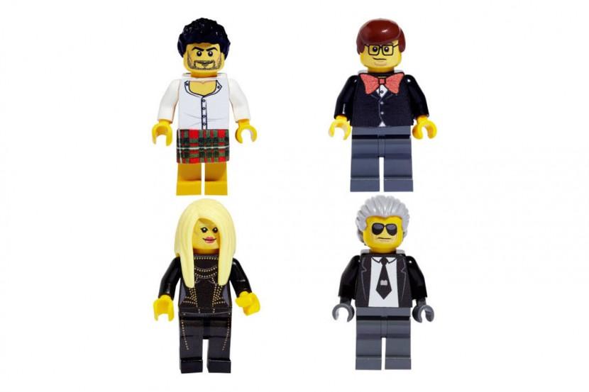 LEGO fashion designer edition for Bazaar 1