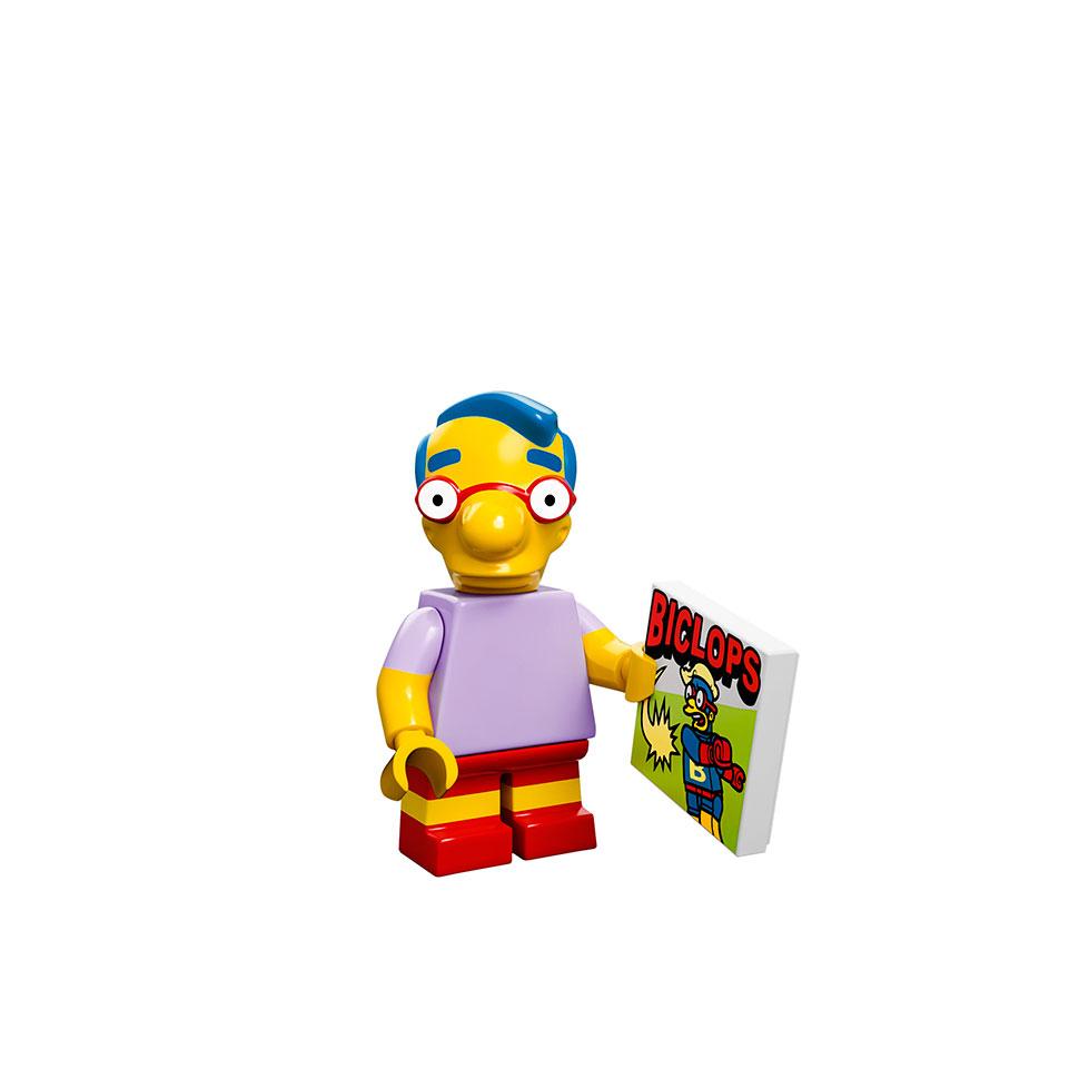 Lego即將推出the simpsons迷你人偶系列,16款齊發!