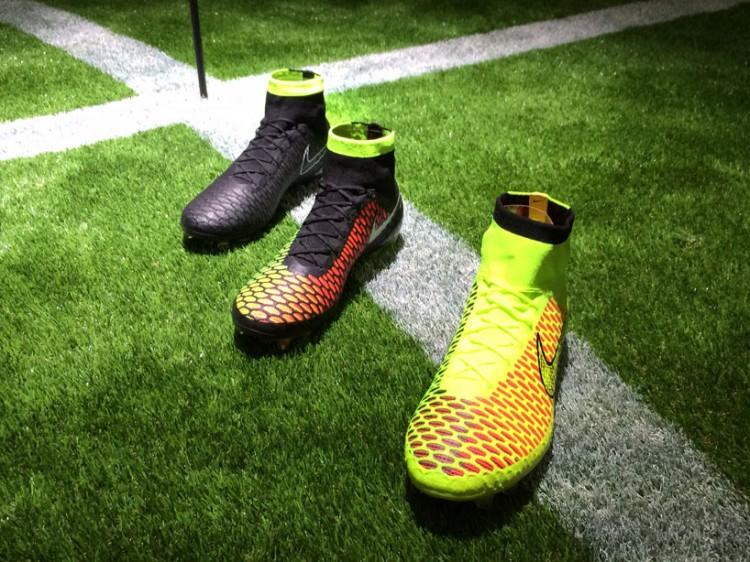 重新定義的足球鞋,耐克推出像襪子一樣的magista足球鞋 1