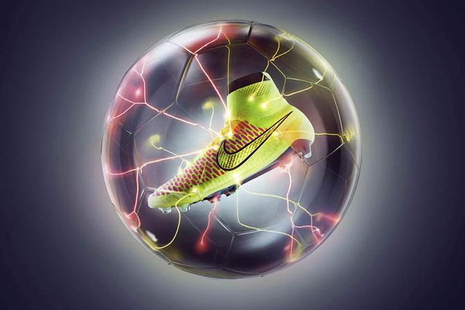 重新定義的足球鞋,耐克推出像襪子一樣的magista足球鞋 2
