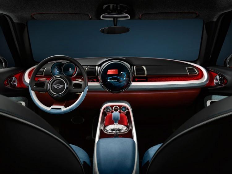 MINI Clubman 六門掀背概念車於日內瓦車展亮相 6