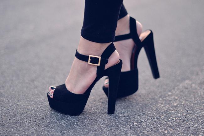 女人們,脫下妳的高跟鞋、包容妳的不完美! 1