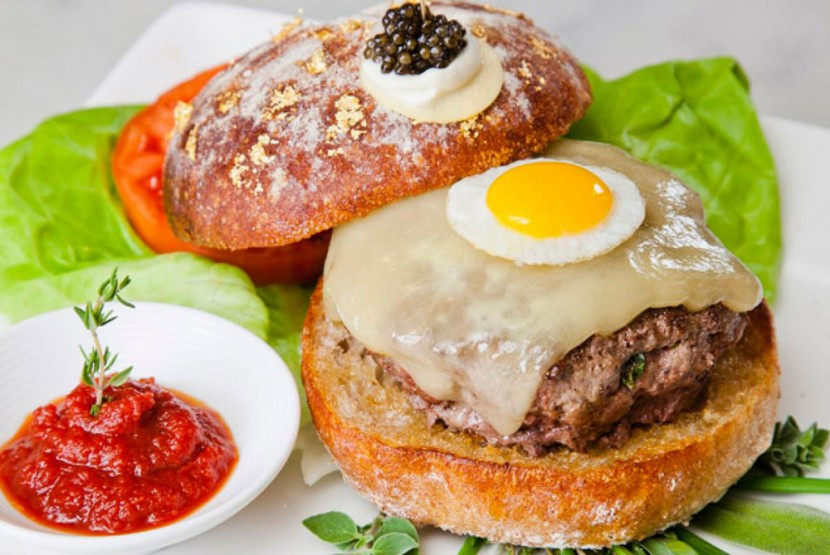 The Most Expensive Burgers in America  6