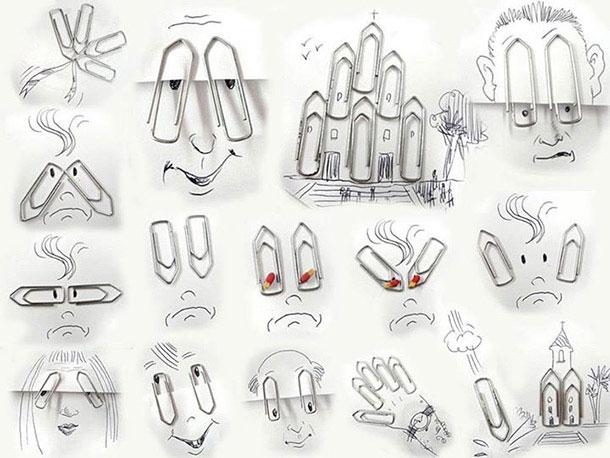 無所不在的藝術: Victor Nunes 利用生活用品設計各類3D 藝術作品 7