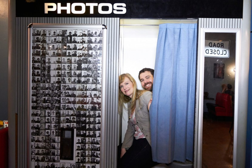 Katharine and David, MySpace David and Katharine did not meet on
