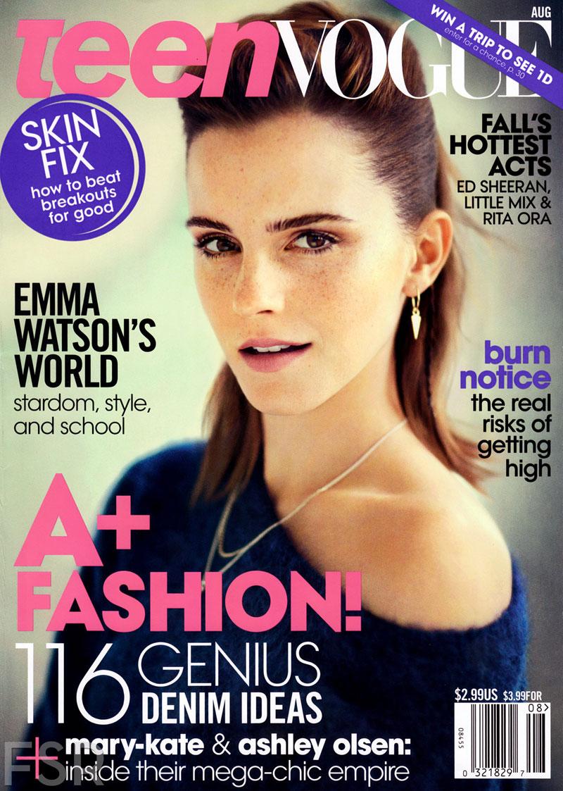 22件你所不知道關於Emma Watson的事 3