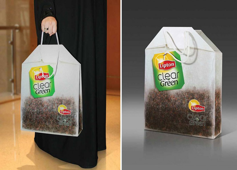30 Of The Most Creative Shopping Bag Designs Ever 7