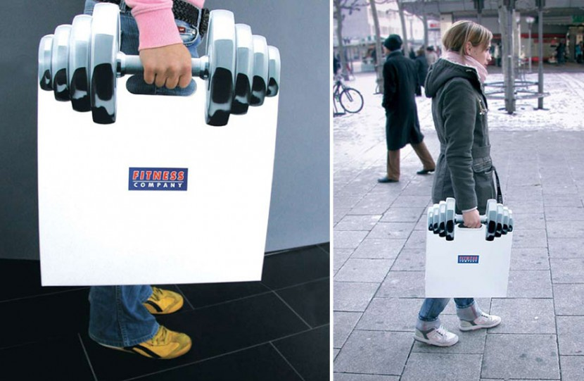 30 Of The Most Creative Shopping Bag Designs Ever 9
