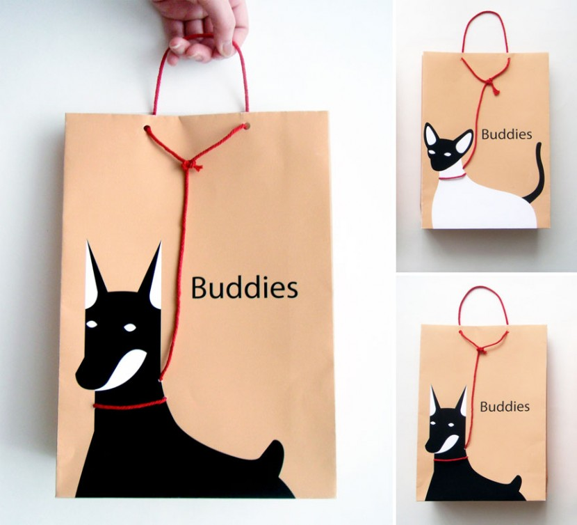 30 Of The Most Creative Shopping Bag Designs Ever 15