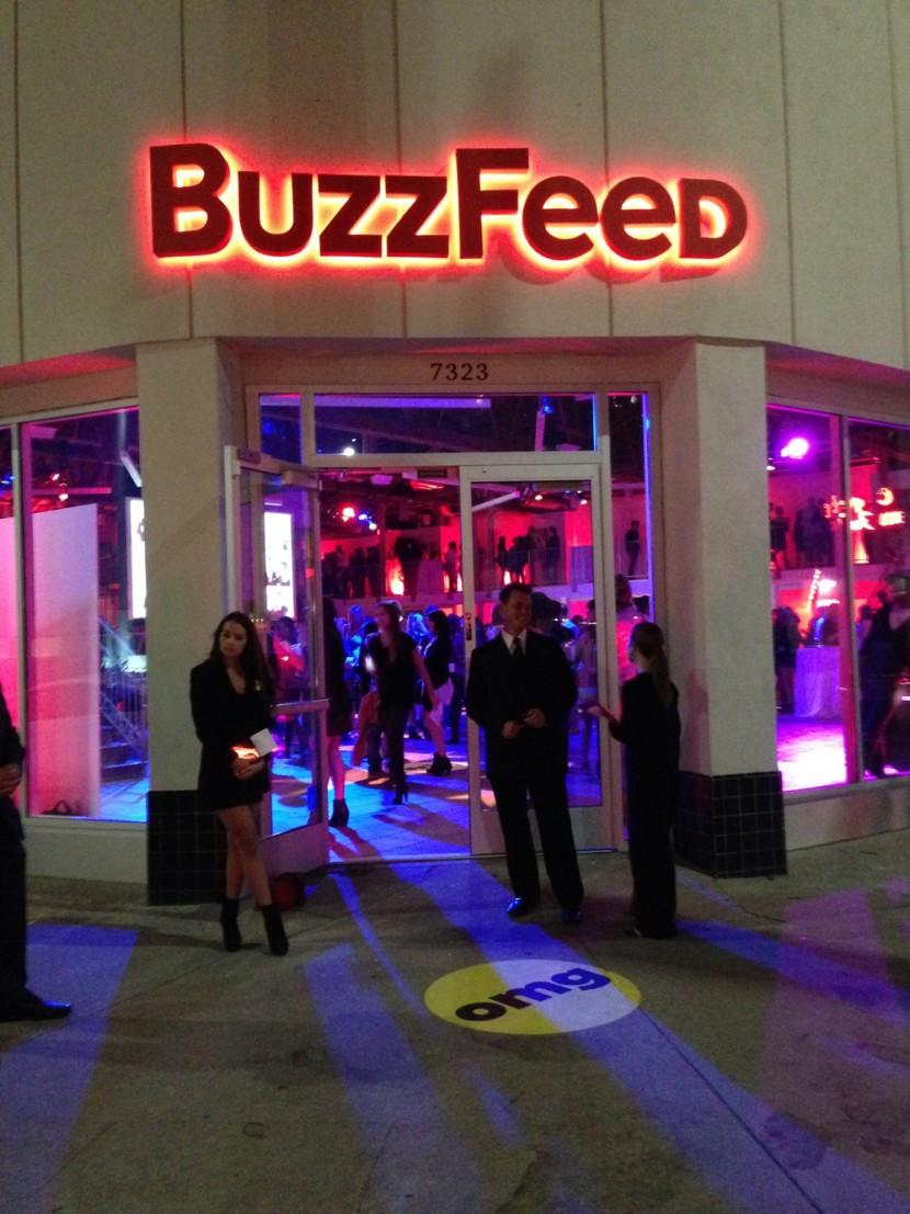 BuzzFeed Los Angeles Office By JIDK 2