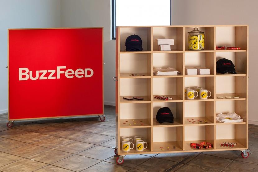 BuzzFeed Los Angeles Office By JIDK 11