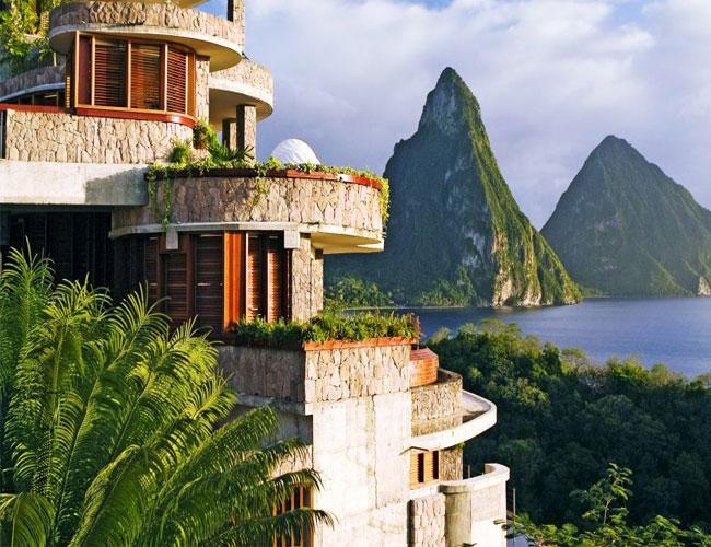 得天獨厚的六座懸崖酒店 26