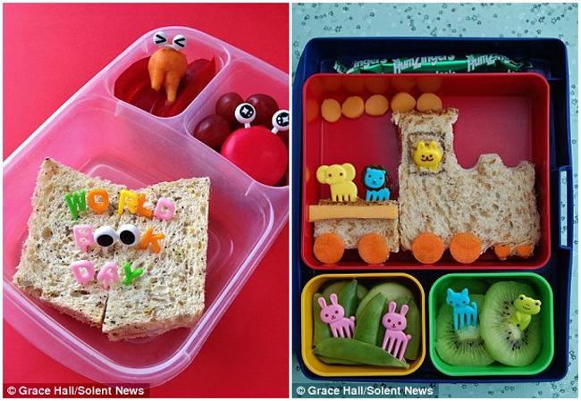 Eats Amazing lunchboxes 3