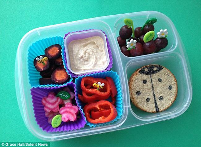 Eats Amazing lunchboxes 10