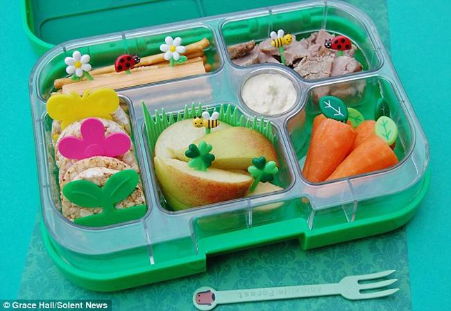 Eats Amazing lunchboxes 12