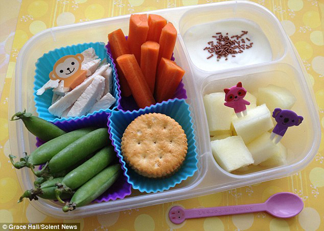 Eats Amazing lunchboxes 19
