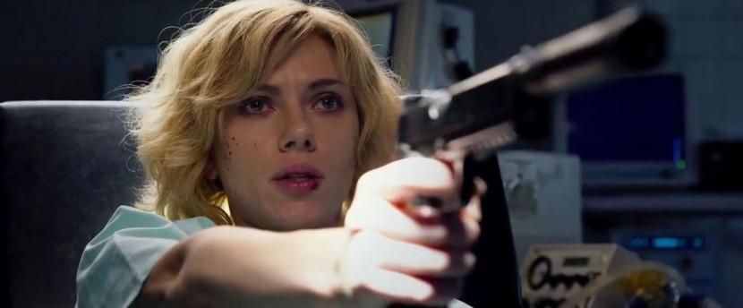 """Lucy""預告片:Scarlett Johansson變身超能力毒販 4"