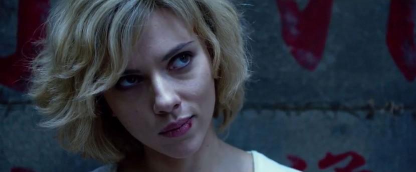 """Lucy""預告片:Scarlett Johansson變身超能力毒販 6"