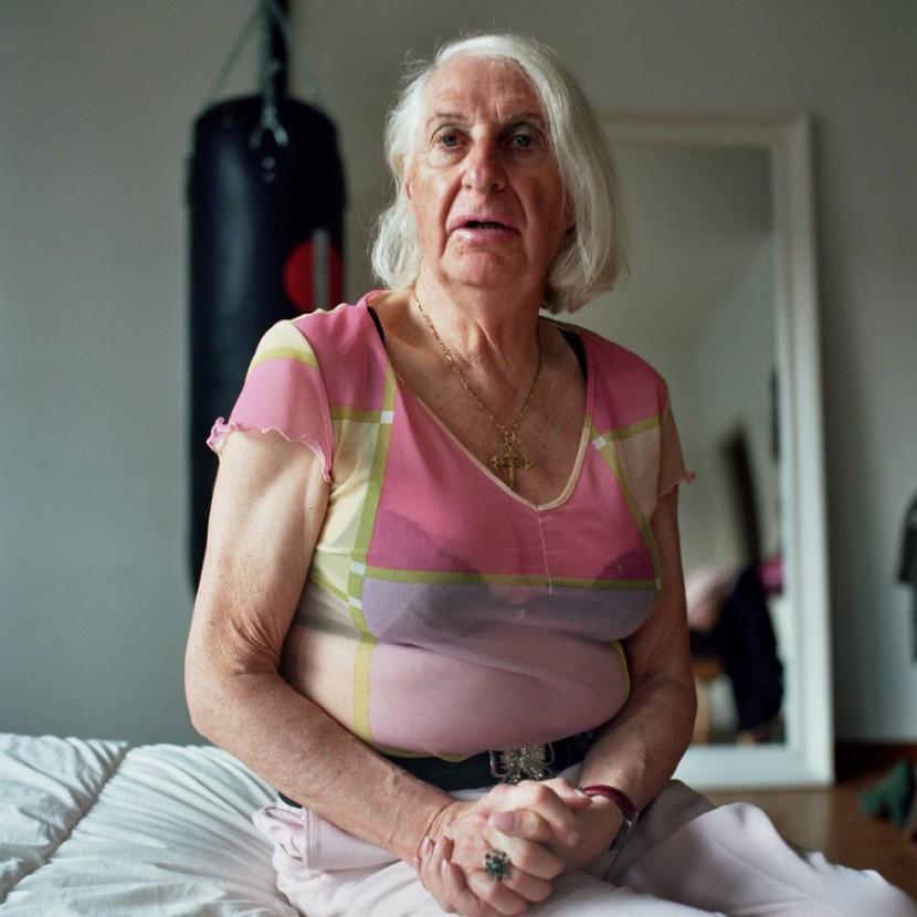 Meet Claudette, An Intersex Sex Worker From Switzerland 1